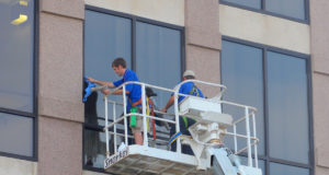 IDW Commercial window cleaning