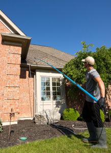 IDW Exterior Wash Residential Close