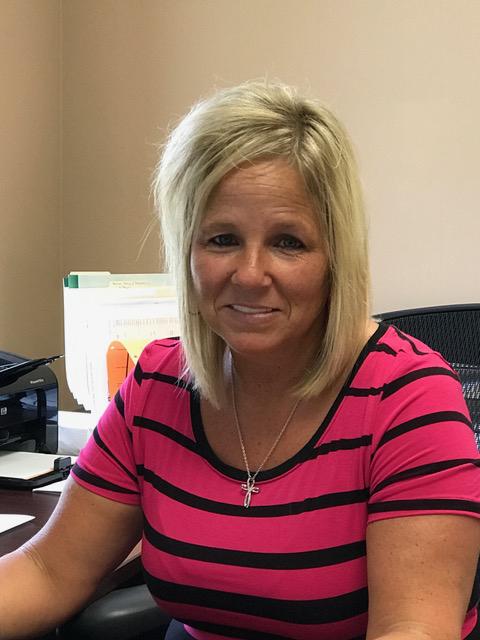 Jodi Pieruccini, Office Manager