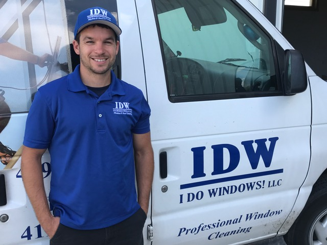 IDW Technician Joel Good