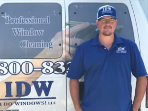 IDW Technician Josh Best