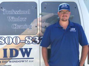 IDW Technician Josh Best