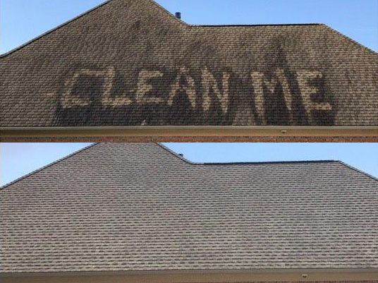 Home idw window and roof cleaning in ohio and indiana Sparkling image roof exterior cleaning