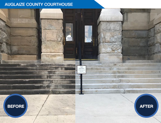 Auglaize County Courthouse Commercial Cleaning